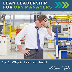 Struggling to sustain and improve results? Lean doesn't have to be this hard.