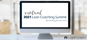 Lean Coaching Summit is Going Virtual in 2021 Image